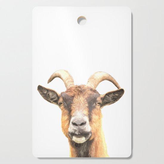 Goat Portrait by alemi