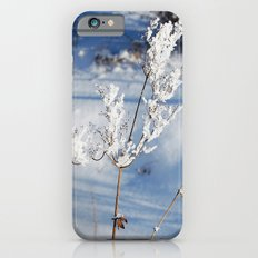 Winter sprig iPhone 6s Slim Case