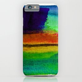 Meditations No.20a by Kathy Morton Stanion iPhone Case