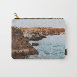 summer coast xiv / rio de janeiro, brazil Carry-All Pouch