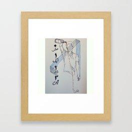 Back  to Siffar Framed Art Print