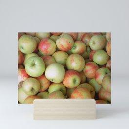 Jonagold Apples Mini Art Print