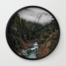 Landscape #photography Wall Clock