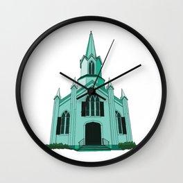 Union Church Wall Clock