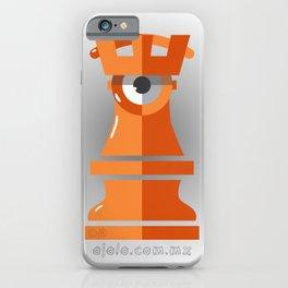 castle[ye] iPhone Case