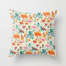 Fantastical Throw Pillow