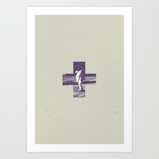 Nasa Art Print