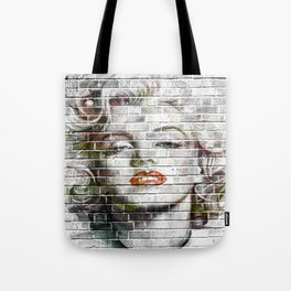 Sex Symbol Wall Hanging | Movie Star Art Tapestry | Wall Art Decor Tote Bag