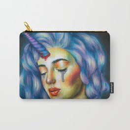 Unicorn tears Carry-All Pouch