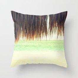 Tulum Throw Pillow