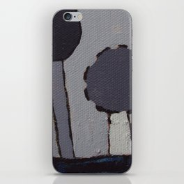 Two Trees iPhone Skin