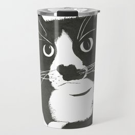 Keith the Cat Travel Mug