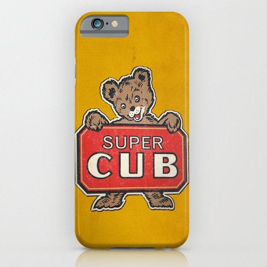 Super Cub iPhone & iPod Case