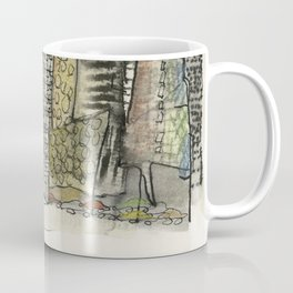 NYC pastel Coffee Mug