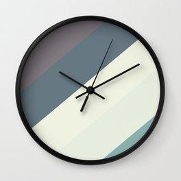 grey tie Wall Clock