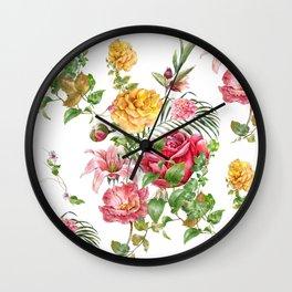 pattern 2092  Wall Clock