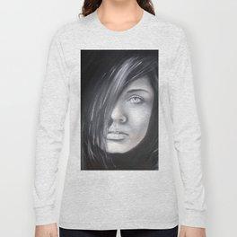Tajemná žena Long Sleeve T-shirt