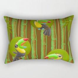 Toucan Party! Rectangular Pillow