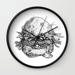 The Nasty Patty Wall Clock