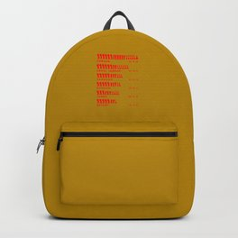 Legends Statistic Backpack