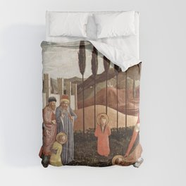 Fra Angelico - The Beheading of Saints Cosmas and Damian Comforters