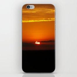 Oklahoma Sunrise iPhone Skin