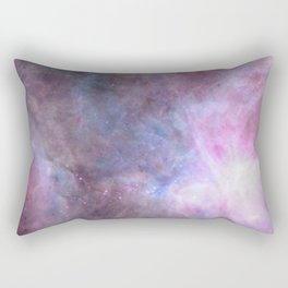The Purple Density Of The Universe Rectangular Pillow