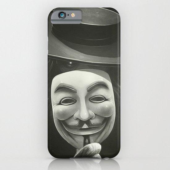 Anonymous II iPhone & iPod Case