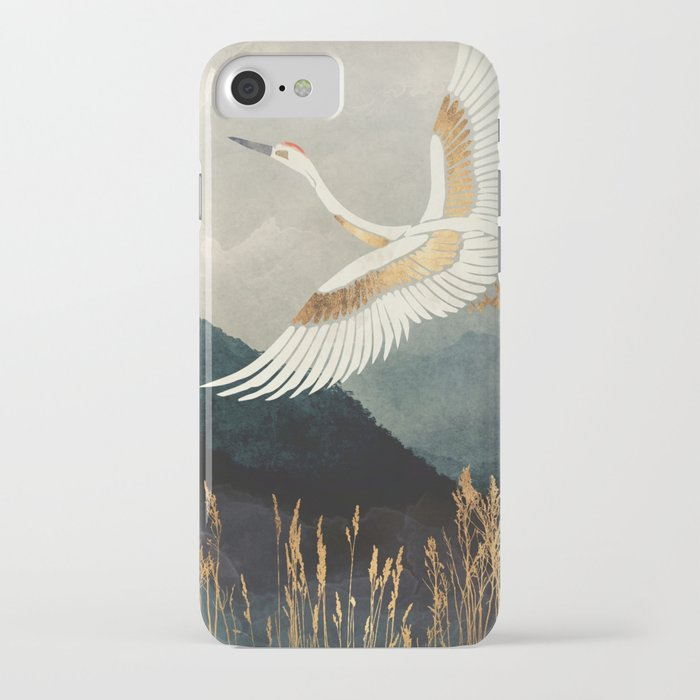 elegant flight iphone case