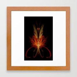 Fractal II Framed Art Print