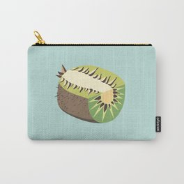 Kiwi illustration Carry-All Pouch