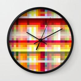 classic retro colorful Nime Wall Clock