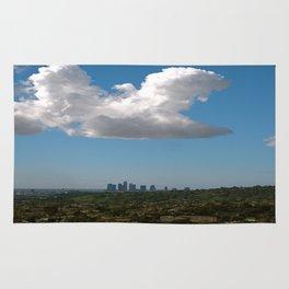 Los Angeles Skies Rug