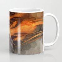 loish Mugs featuring Seastorm by loish