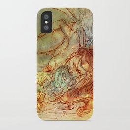 Fairy Guts iPhone Case