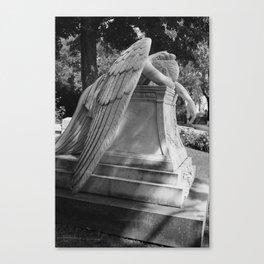 Cemetary4 Canvas Print