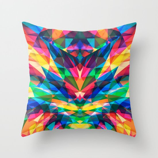 Day We Met Throw Pillow