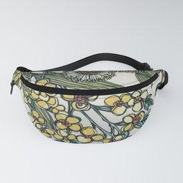 Australian Native Floral Fanny Pack