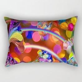 Light & Color Therapy Rectangular Pillow