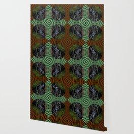Nature Portals Pattern Wallpaper