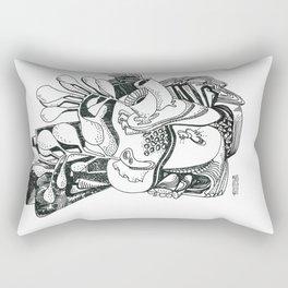 Moving Rectangular Pillow