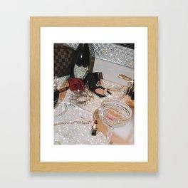 Girls time Framed Art Print
