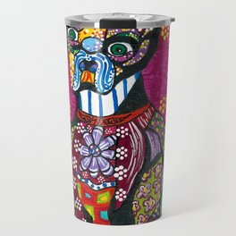 Vinnie Van Dogh Travel Mug