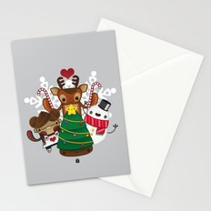 Merry Christmas Chestnut Girl!!! Stationery Cards