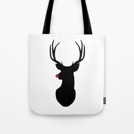 Rudolph The Red-Nosed Reindeer Tote Bag