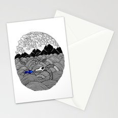Leviathan Stationery Cards