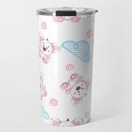 Cutiest Teddy Bear Travel Mug