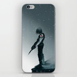 A Ghost Story iPhone Skin
