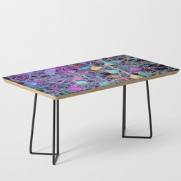 Cortical Brain Neurons by Kfay Coffee Table