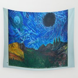 Dreamcatcher Sky Wall Tapestry